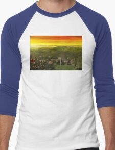 Doctor - Perrégaux evacuation hospital - At the end of a day Men's Baseball ¾ T-Shirt