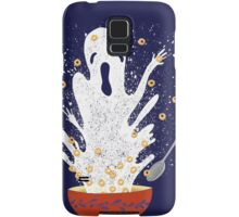 Haunted Breakfast Samsung Galaxy Case/Skin