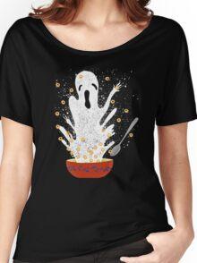 Haunted Breakfast Women's Relaxed Fit T-Shirt