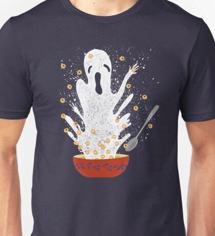 Haunted Breakfast Unisex T-Shirt