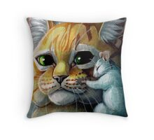 Thank You Friend Throw Pillow