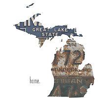 Michigan Home by Maren Misner