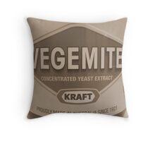 Still A Vegemite Kid Throw Pillow