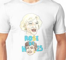 Rose Before Hoes  Unisex T-Shirt