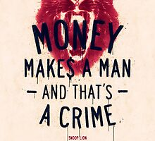 A CRIME (VARIANT) by KinguOmega