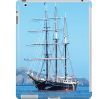 The Spirit of New Zealand in the Bay of Islands.......! iPad Case/Skin