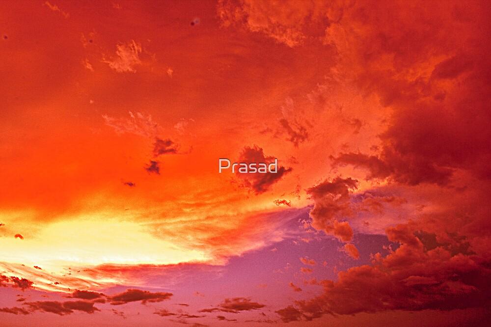 Evening moods by Prasad