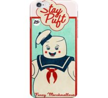 Ghostbusters (Stay Puft)  iPhone Case/Skin