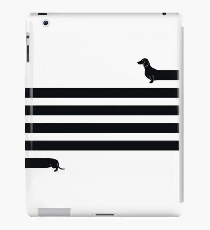 (Very) Long Dog iPad Case/Skin