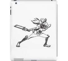 Skullgirls - Valentine iPad Case/Skin
