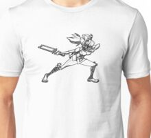 Skullgirls - Valentine Unisex T-Shirt