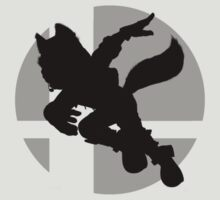 Smash Bros - Fox by ilikewinning2