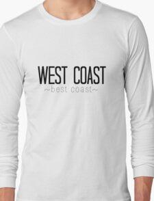 West Coast Best Coast Long Sleeve T-Shirt