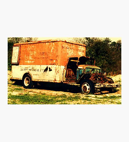 Cheap Movers Photographic Print