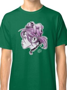 DedTedHed Purple Classic T-Shirt