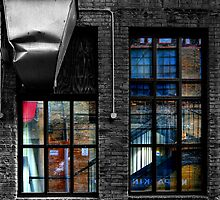Two Windows by P.T. Robertson