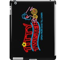 Titty Twister (from Dusk till Dawn) iPad Case/Skin