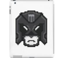 Pixel Dredd iPad Case/Skin