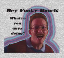 Hey Funky Bunch! by CuppaJoeKoffee