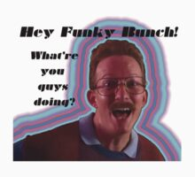 Hey Funky Bunch! by CuppaJoeKoffee
