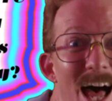 Hey Funky Bunch! Sticker