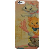 Disney Aristocats Marie Disney Cats Disney Kittens iPhone Case/Skin