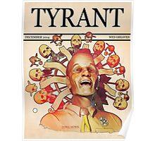 'Tyrant' Poster