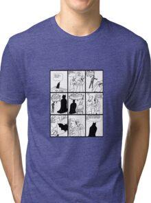 why batman needs the commissioner. Tri-blend T-Shirt