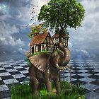 The Elephant House by Kim Slater