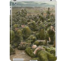 War - A thousand stories iPad Case/Skin