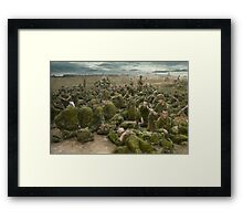 War - A thousand stories Framed Print