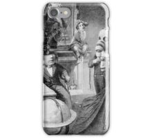 The New Vetriloquists Doll. iPhone Case/Skin