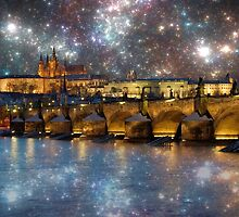 Magical Prague by MartinCapek