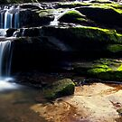 Leura Cascades by Jeremy Harrington