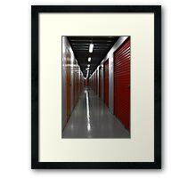 The Facility Framed Print