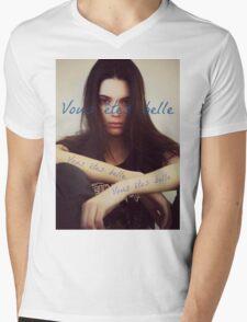 Vous êtes belle - Kendall Jenner Mens V-Neck T-Shirt
