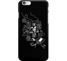Donnie Darko (Black Background) iPhone Case/Skin