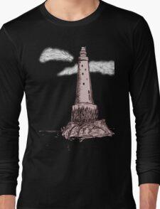 bishop rock, lighthouse  Long Sleeve T-Shirt