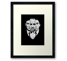 Trilogy - Godfather Framed Print