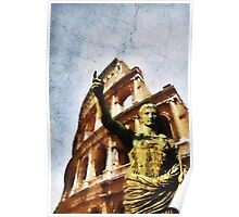 Rise of Empire, Rome, Italy Poster