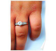 Wedding Ring Poster