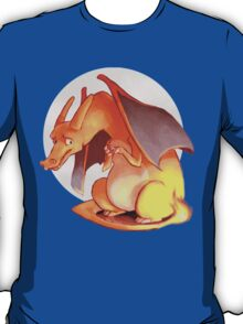 Charizard Art T-Shirt