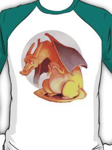 Charizard Art T-Shirt