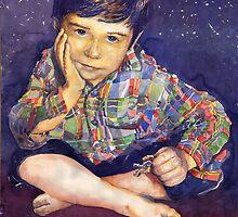Denis 01 by Yuriy Shevchuk