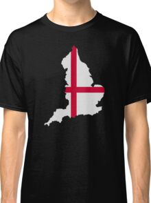 England map flag Classic T-Shirt