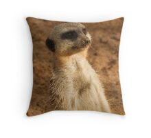 Meer Cat Throw Pillow