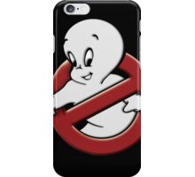 Casper (ghostbusters parody) iPhone Case/Skin