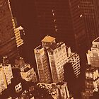 Manhattan, New York City by Lunatic