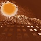 Empire State Building, New York City by Lunatic