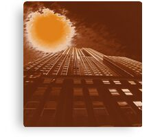Empire State Building, New York City Canvas Print